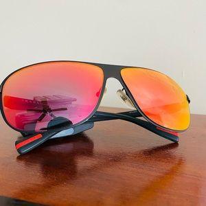 Prada men's sunglasses with case